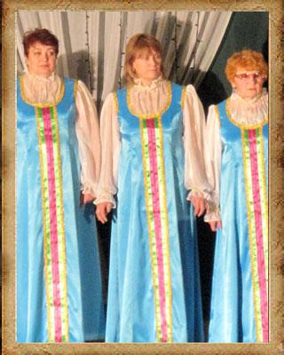 Сценические костюмы для выступлений