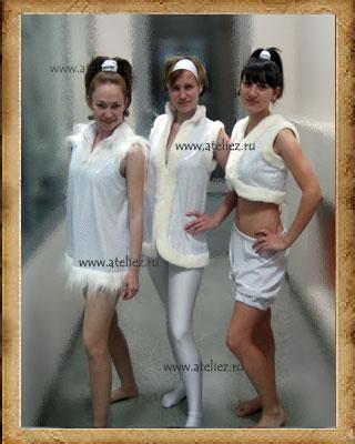 Заказе пошив сценических костюмов